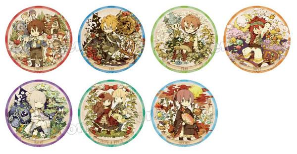 TVアニメ『Code:Realize ~創世の姫君~』キャラクタークロニクル トレーディング缶バッジ 7個入りBOX[フロンティアワークス]《11月予約》