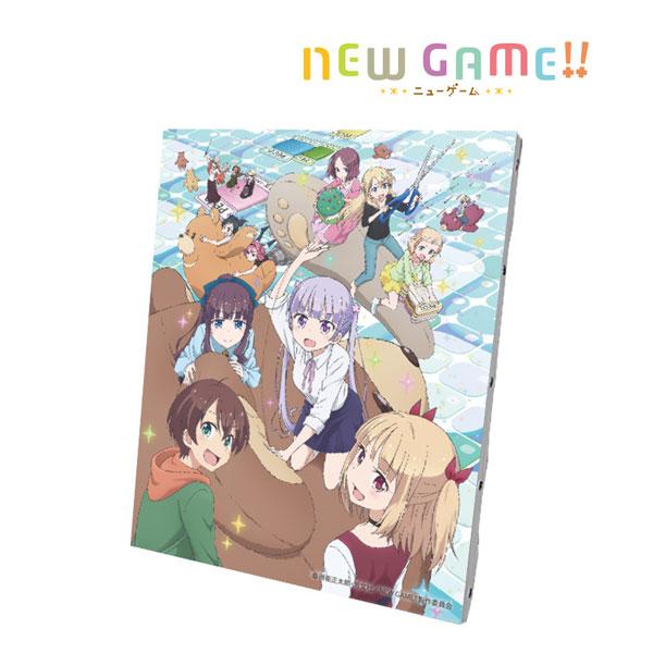 NEW GAME!! キャンバスアート[アルマビアンカ]《11月予約》