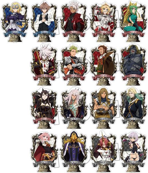 Fate/Apocrypha ビッグアクリルスタンドコレクション 17個入りBOX[ムービック]《在庫切れ》