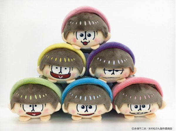 おそ松さん ぷにころりん 6個入りBOX[エイコー]《発売済・在庫品》