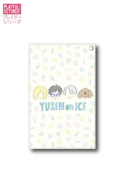 「ユーリ!!! on ICE」パスケース P-D