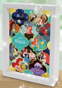 ジグソーパズル プチライト Disney ドリーム・シーンズ‐リトル・マーメイド‐ 99ピース (99-421)[やのまん]《発売済・在庫品》