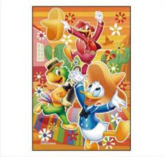 ジグソーパズル プリズムアート ジグソーパズルプチ Disney 三人の騎士 70ピース (97-164)[やのまん]《10月予約※暫定》