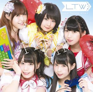 CD Luce Twinkle Wink☆ / Fight on! 通常盤A (TVアニメ「ゲーマーズ!」EDテーマ)