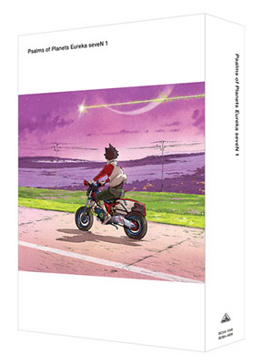 BD TVシリーズ 交響詩篇エウレカセブン Blu-ray BOX1 特装限定版[バンダイビジュアル]《取り寄せ※暫定》