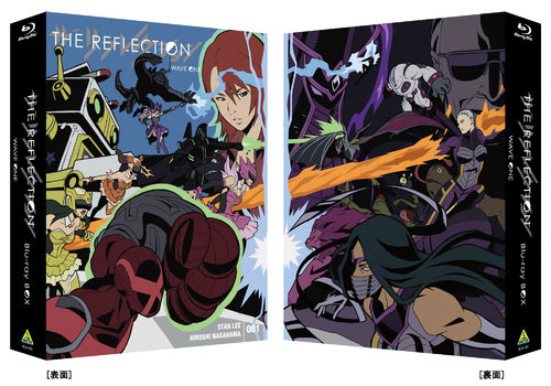 BD THE REFLECTION WAVE ONE Blu-ray BOX 初回限定版
