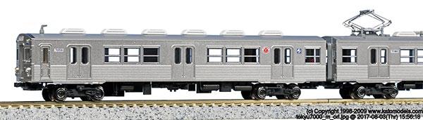 10-1305 東京急行電鉄7000系 8両セット〈レジェンドコレクションNo.9〉[KATO]【送料無料】《取り寄せ※暫定》