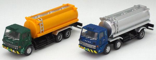 ザ・トラックコレクション 化成品ローリーセットA[トミーテック]《発売済・在庫品》