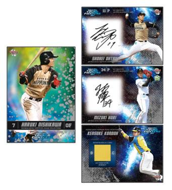 BBM北海道日本ハムファイターズ ベースボールカードセット Authentic Edition YOUNG FIGHTERS 2017[ベースボール・マガジン社]《在庫切れ》
