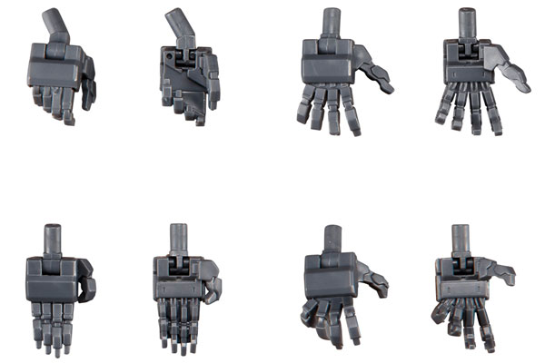 M.S.G Modeling Support Goods - Hand Unit MB45 Normal Hand Neo(Pre-order)M.S.G モデリングサポートグッズ ハンドユニット MB45 ノーマルハンド・ネオAccessory