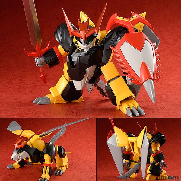 PLAMAX - MS-03 Mashin Hero Wataru: Jakomaru Plastic Model(Pre-order)PLAMAX MS-03 魔神英雄伝ワタル 邪虎丸 プラモデルAccessory
