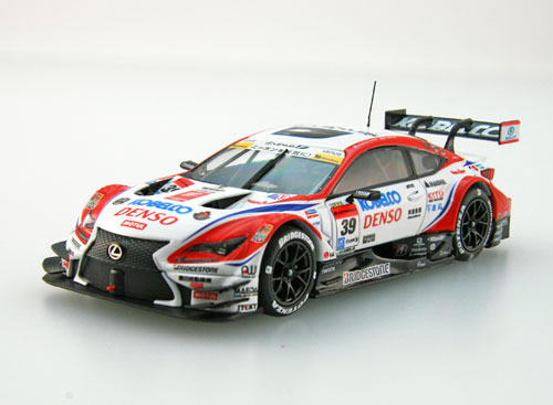 SUPER GT GT500 2016 Champion Car DENSO KOBELCO SARD RC F No.39[EBBRO]《在庫切れ》