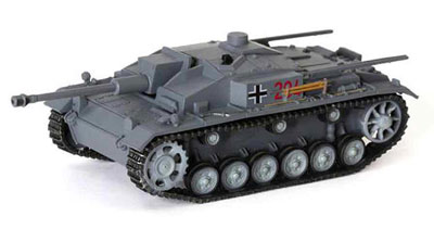 1/72 WW.II ドイツ軍III号突撃砲F型 第201突撃砲大隊 1942年東部戦線 ディスプレイ専用塗装済完成品[ドラゴンモデル]《在庫切れ》