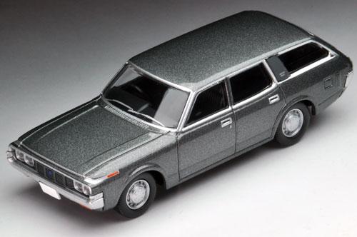 トミカリミテッドヴィンテージ ネオ LV-N163b クラウンバン 73年式(グレー)[トミーテック]《発売済・在庫品》