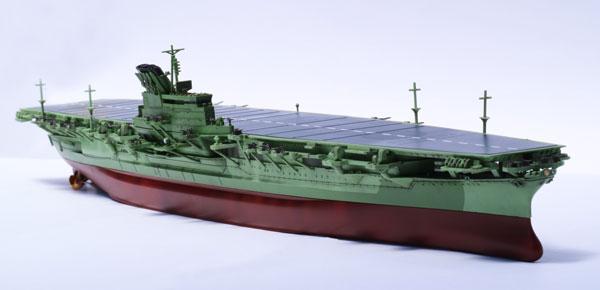 1/700艦NEXTシリーズ No.8 日本海軍航空母艦 信濃 プラモデル[フジミ模型]《発売済・在庫品》