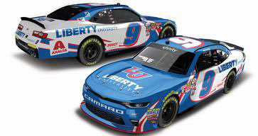 1/24 NASCAR Xfinity Series 2017 シボレー カマロ LIBERTYUNIVERSITY #9 William Byron[Lionel Racing]《在庫切れ》