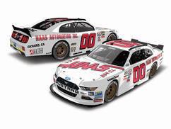 1/24 NASCAR Xfinity Series 2017 フォード ムスタング HAAS #00 Cole Custer Chrome[Lionel Racing]《在庫切れ》
