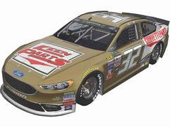 1/64 NASCAR Cup Series 2017 フォード フュージョン KEEN PARTS #32 Matt DiBenedetto[Lionel Racing]《在庫切れ》