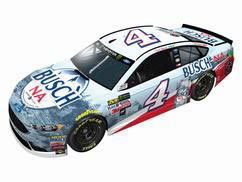 1/64 NASCAR Cup Series 2017 フォード フュージョン BUSCH NA #4 Kevin Harvick[Lionel Racing]《在庫切れ》