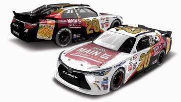 1/64 NASCAR Xfinity Series 2017 トヨタ カムリ RESER #20 Erik Jones[Lionel Racing]《在庫切れ》