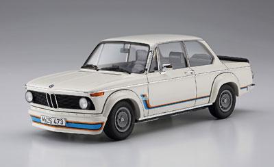 1/24 BMW 2002ターボ プラモデル[ハセガワ]《発売済・在庫品》