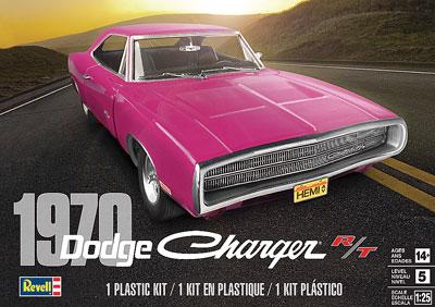 1/25 70 ダッジ チャージャー R/T プラモデル[ハセガワ]《発売済・在庫品》