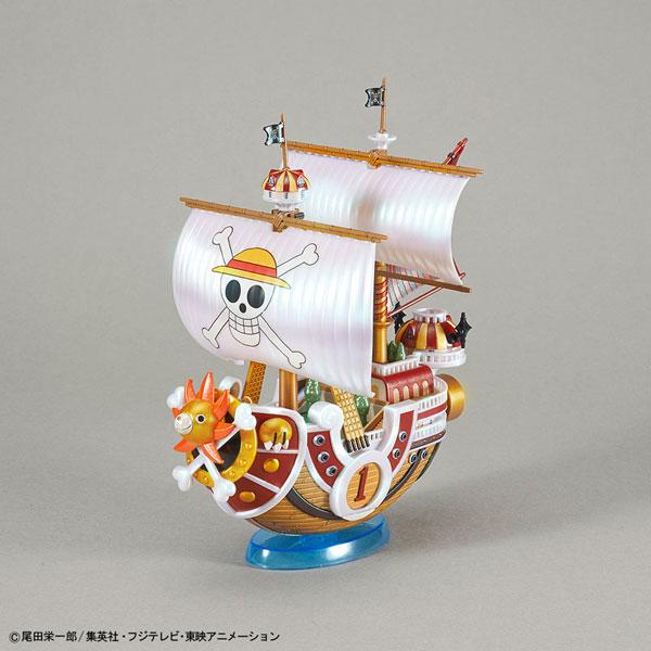 偉大なる船コレクション サウザント・サニー号 メモリアルカラーVer. 『ワンピース』より プラモデル[バンダイ]《発売済・在庫品》