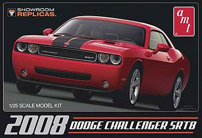 1/25 2008 ダッジ チャレンジャー SRT8 プラモデル[AMT]《取り寄せ※暫定》