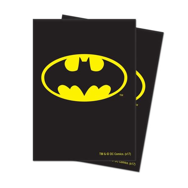 通常カード用デッキプロテクター ジャスティス・リーグ/バットマン パック