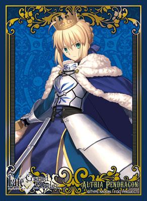 ブロッコリーキャラクタースリーブ プラチナグレード Fate/Grand Order「セイバー/アルトリア・ペンドラゴン」 パック