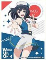 キャラクタースリーブ Wake Up, Girls!新章 島田真夢(EN-534) パック