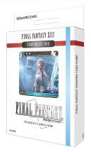 FF-TCG スターターセット2018 ファイナルファンタジーXIII 日本語版 パック