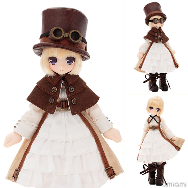 Lil' Fairy -Chiisana Otetsudai-san- Riam 1/12 Complete Doll(Pre-order)Lil'Fairy-ちいさなお手伝いさん- リアム 1/12 完成品ドールScale Figure