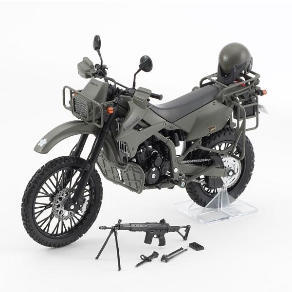 リトルアーモリー〈LM002〉陸上自衛隊偵察オートバイ DX版[トミーテック]《03月予約》