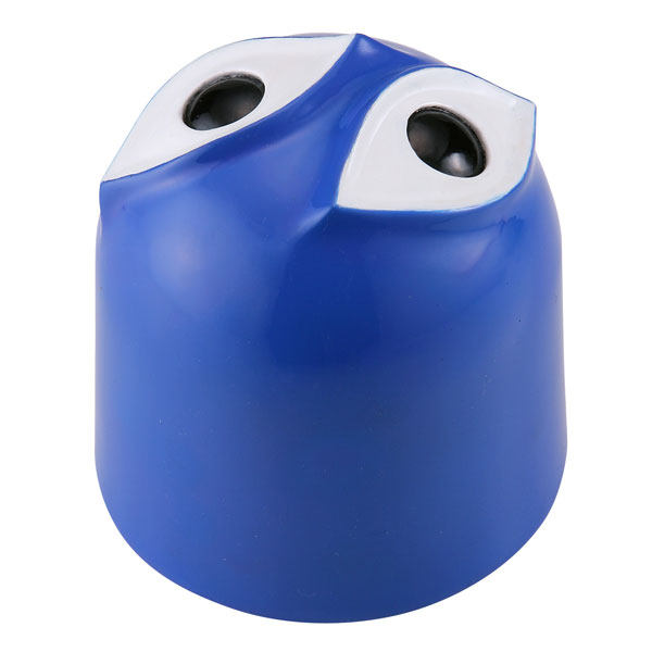 ソフビトイボックス 017B 坐ることを拒否する椅子 青 ソフビフィギュア[海洋堂]《発売済・在庫品》