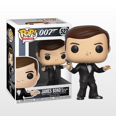 ポップ! 『007』「私を愛したスパイ」ジェームズ・ボンド[ファンコ]《発売済・在庫品》