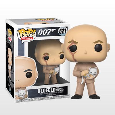 ポップ! 『007』「007は二度死ぬ」ブロフェルド[ファンコ]《発売済・在庫品》