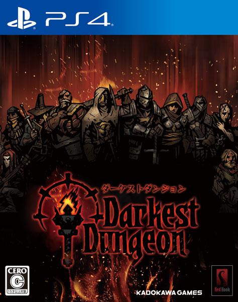 PS4 Darkest Dungeon[角川ゲームス]《02月予約》
