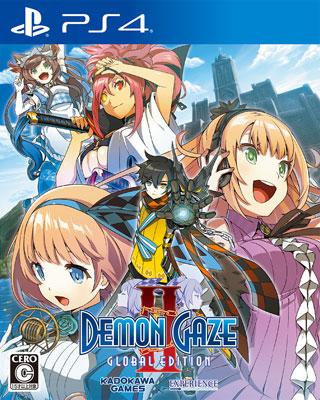 PS4 デモンゲイズ2 Global Edition[角川ゲームス]《在庫切れ》