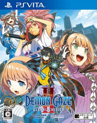 PS Vita デモンゲイズ2 Global Edition[角川ゲームス]《在庫切れ》
