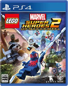 PS4 レゴ マーベル スーパー・ヒーローズ2 ザ・ゲーム[ワーナーブラザースジャパン]《02月予約》