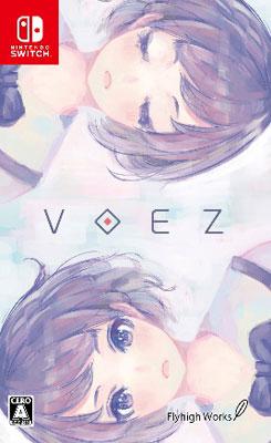 Nintendo Switch VOEZ[フライハイワークス]《発売済・在庫品》