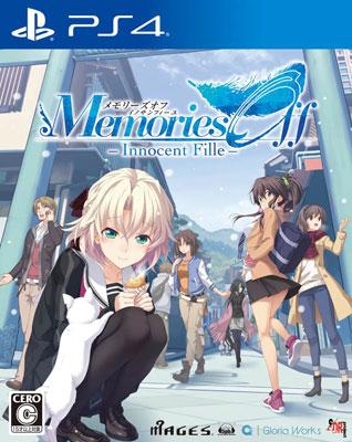 PS4 メモリーズオフ -Innocent Fille- 通常版[5pb.]《03月予約》