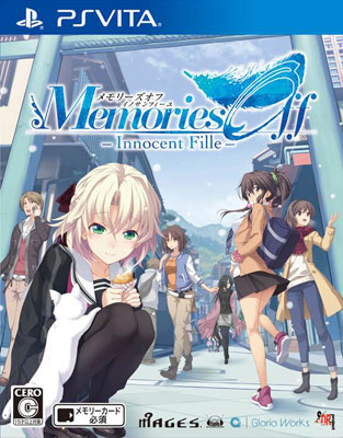 PS Vita メモリーズオフ -Innocent Fille- 通常版[5pb.]《03月予約》