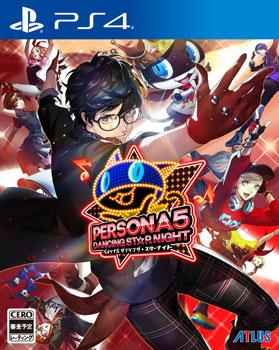 PS4 ペルソナ5 ダンシング・スターナイト 通常版[アトラス]《05月予約》