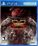 PS4 北米版 Street Fighter V Arcade Edition[カプコン]《在庫切れ》