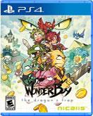 PS4 北米版 Wonder Boy The Dragon's Trap[Nicalis]《在庫切れ》