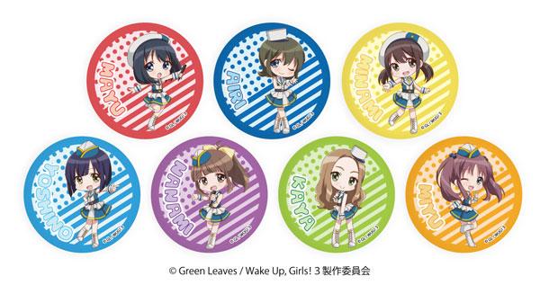 缶バッジ「Wake Up,Girls!新章」01/ 7個入りBOX[A3]《在庫切れ》