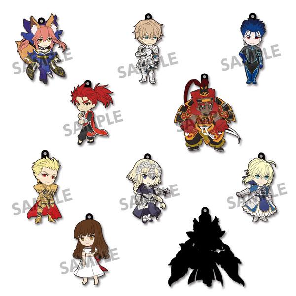 ぴくりる! Fate/EXTELLA トレーディングストラップ vol.2 10個入りBOX[ホビーストック]《発売済・在庫品》