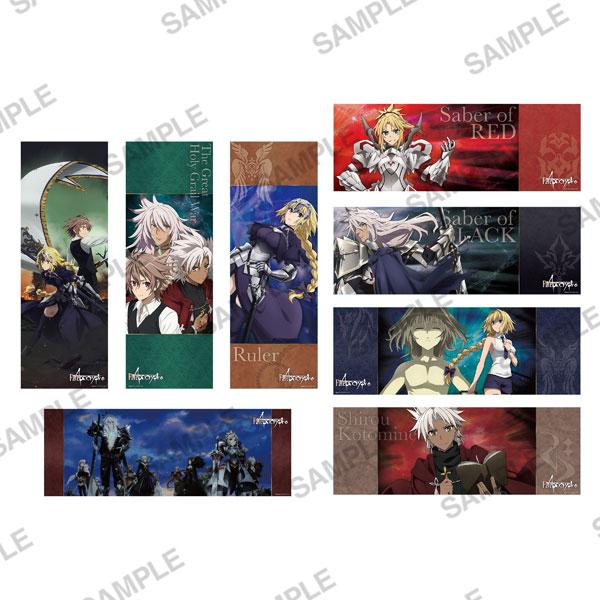 Fate/Apocrypha ロングポスターコレクション 8個入りBOX[KADOKAWA]《01月予約》